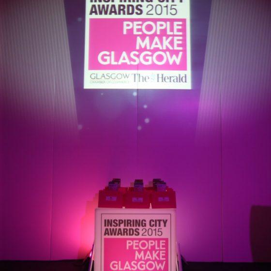 INSPIRING CITY AWARDS 2015